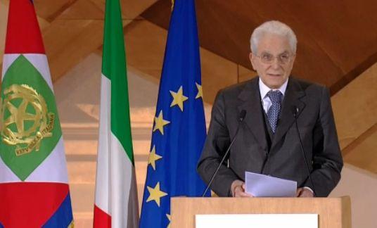 Il tema di Expo è una sfida per la sopravvivenza del genere umano. #SergioMattarella  #PresidentedellaRepubblica #Italia2015 #raiexpo #expoidee #expo2015 #italia #worldfair #firenze