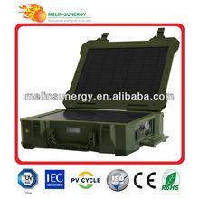 Portable Small Solar Powered Generator. Price:$250 #solarpoweredgenerator
