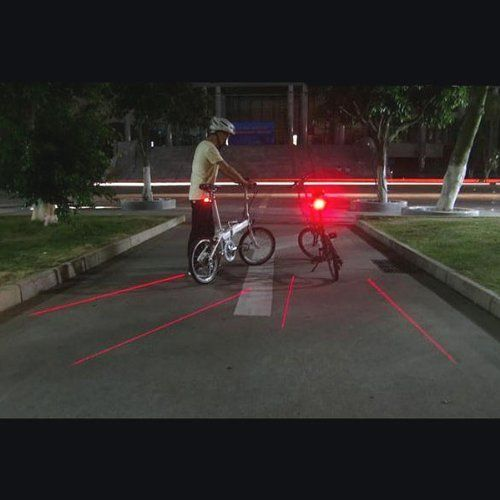 Candance 2 Laser 5 LED Cycling Bicycle Bike Flash Taillight http://coolbike.us/product/candance-2-laser-5-led-cycling-bicycle-bike-flash-taillight/