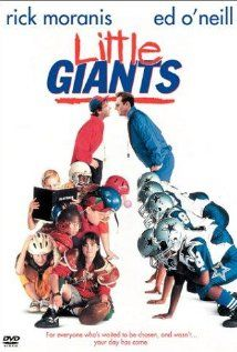 Little giants - Misfits form their own opposing team to an elite peewee football team, coached by the elite team coach's brother.