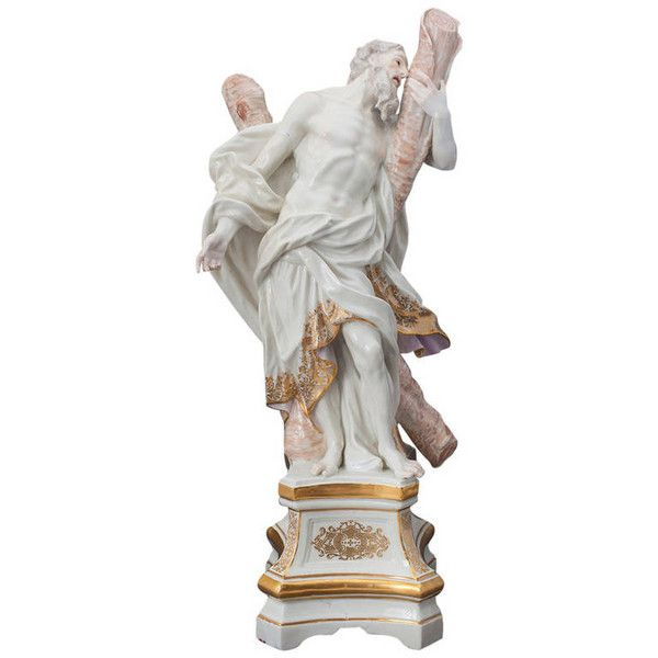 Saint Andrew the Apostle on a High Pedestal (Germany)