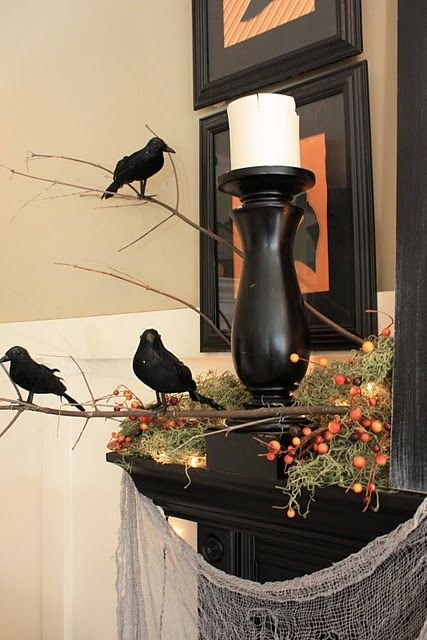 cute and decorative room decorating ideashalloween