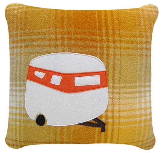 cushion caravan