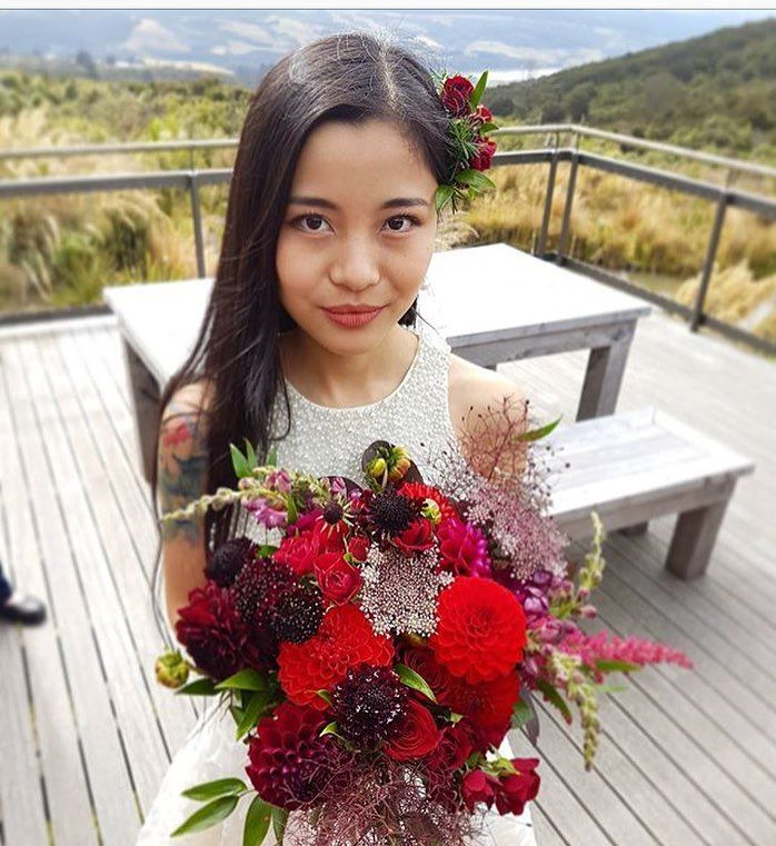 Rachel's Wedding Day |  Estelle Flowers Weddings |  Orokonui Ecosanctuary |  Dunedin, NZ.