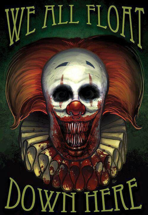 Horror Movies ...  Pennywise