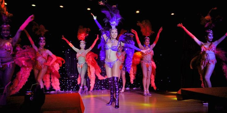 Moulin Rose Cabaret