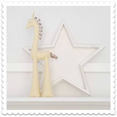 This giraffe is made by hand, with this giraffe I spent 5 hours. Giraffe is made of felt and beautiful. #Babylove #Babyroom #Babydecor #babystuff
