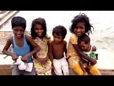 POOR BUT HAPPY KIDS IN INDIA/poor child life in india(JUST WATCH)