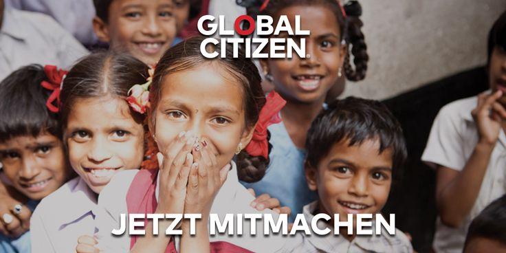 Heute startet unsere G20-Kampagne zum Global Citizen Festival Hamburg. Und dein Einsatz war nie wichtiger als jetzt.   Mehr und mehr Länder ziehen sich zurück und konzentrieren sich nur noch auf ihr nationales Interesse. Das ist aus vielerlei Gründen besorgniserregend, doch besonders weil es die Ärmsten sind, die am meisten darunter leiden werden. Fordere die G20-Staaten auf, stärker zusammenzuarbeiten und eine gerechtere Welt zu schaffen, in der niemand zurückgelassen wird.