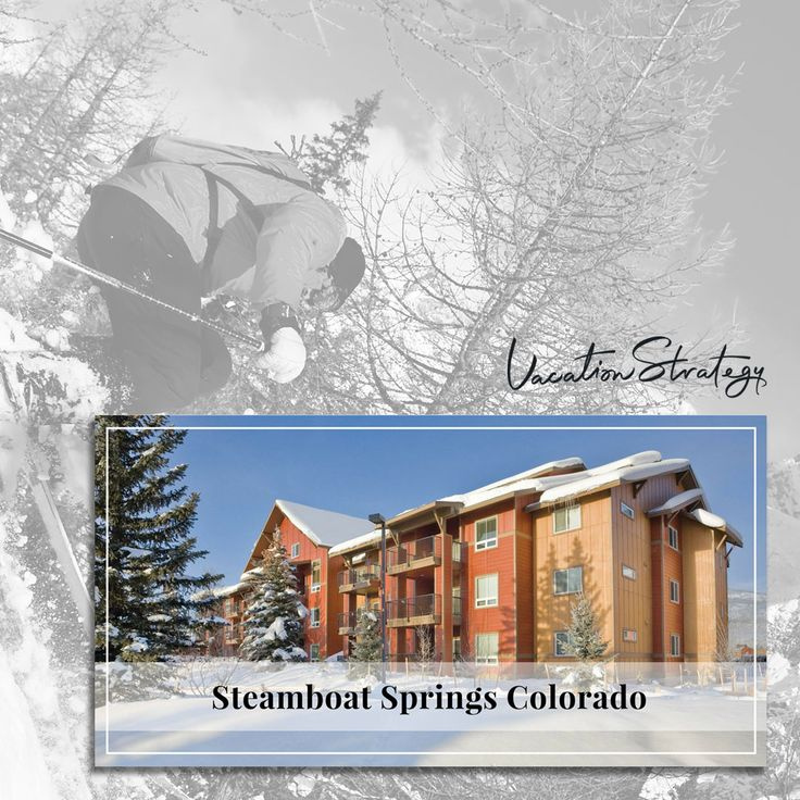 Steamboat Springs, Colorado is the perfect property to book as the weather gets chilly and the mountain tops get white. Book your trip to explore the amazing amenities and stay in one of the most beautiful states in the country.