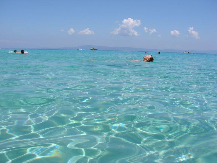 Armenistis Beach, Greece