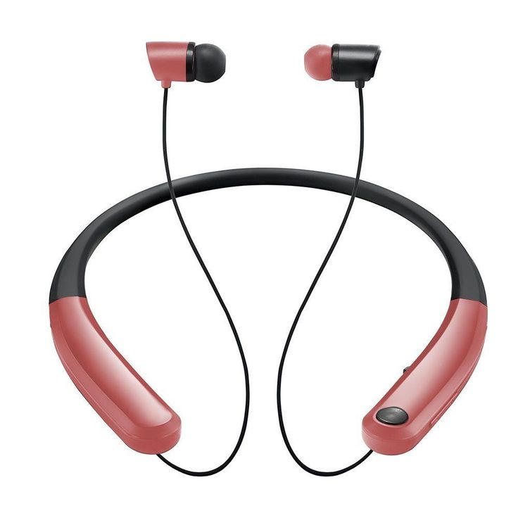 Wireless Headphones Bluetooth Earbuds Neckband Magnetic Headset Stereo Hand-free #Unbranded