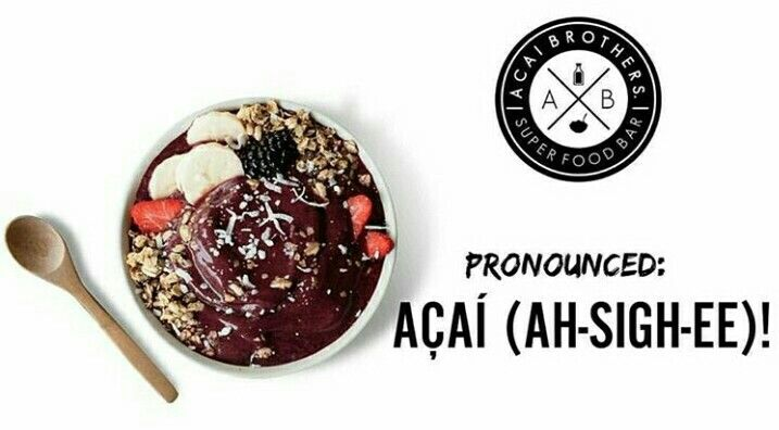 Pronounced​ AH-SIGH-EE 👍.. This little purple berry is packed with anti-aging anti-oxidants which help fight free radicals in your body.. what's this mean, it means eat Acai Bowls daily for a perfectly healthy diet your body will love!!  Acai Brothers Liverpool Coming Soon!  Press the FOLLOW button within Instagram & www.facebook.com.au/acaibrothersliverpoolsydney  @acaibrothers_liverpool #antiaging #antioxidants #freeradicals #diet #weightloss #coffee #superfood #glutenfree #vegan #