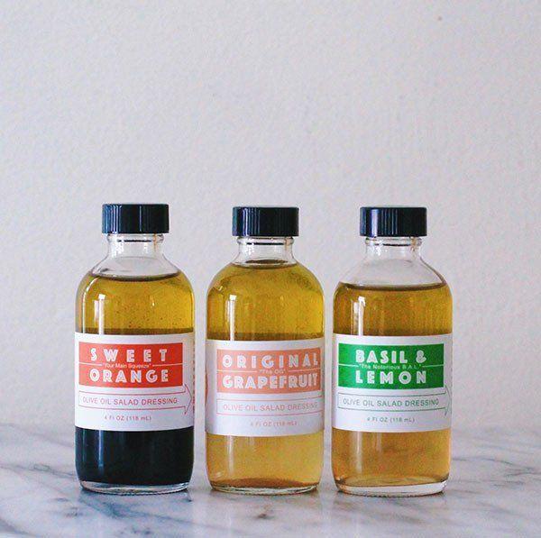 Low FODMAP Salad Dressing (Variety Pack) - Essential Oil Balsamic Vinaigrette No Onion No Garlic Artisan Salad Dressing, Paleo