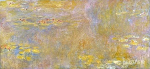 수련 (Water-Lilies 수련)
