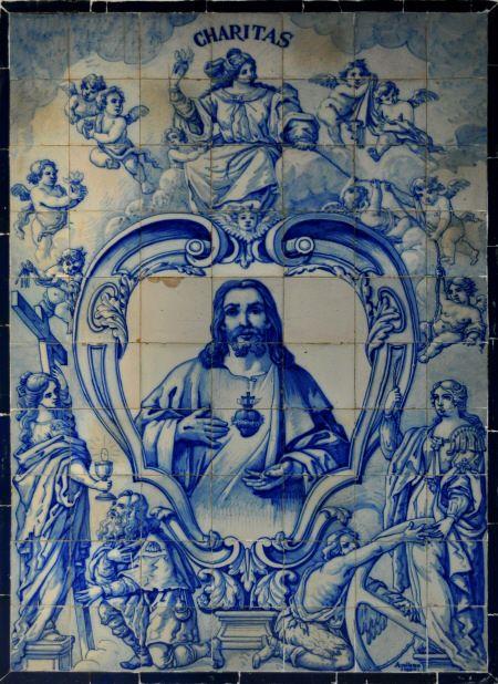 Sagrado Corazón de Jesús Hospital de La Caridad Sevilla
