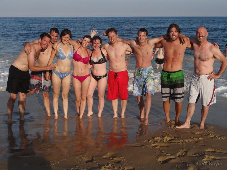 Hot Summer Booogie 2015 Mimizan, France  Beach fun