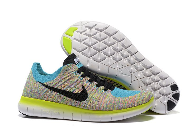 NIKE FREE FLYKNIT 5.0 Colorfull Size: 36-39