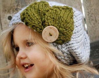 Knitting PATTERN-The Riyan Cloche' Toddler Child Adult