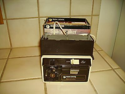 Wonderful Vintage Black U0026 Decker Spacemaker Electric Can Opener EC60CAD Under Cabinet