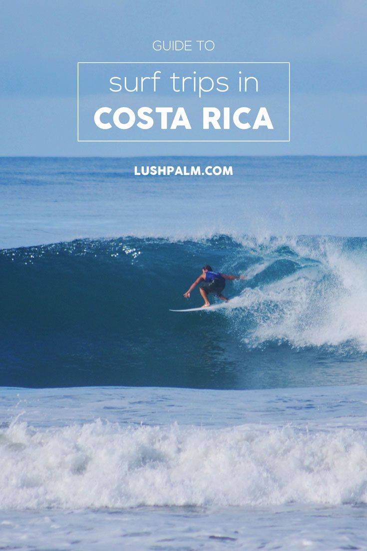 The complete guide to surf trips and surf trip costs in Costa Rica.