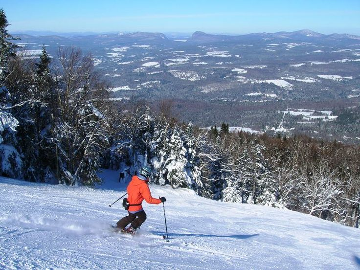 Classic New England skiing defines the Burke Mountain experience
