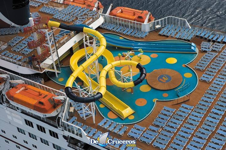 Carnival Inspiration, diversión asegurada! http://www.decruceros.com/barcos/9/Carnival-Inspiration