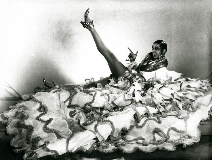 Жозефина Бейкер:::Josephine Baker Style