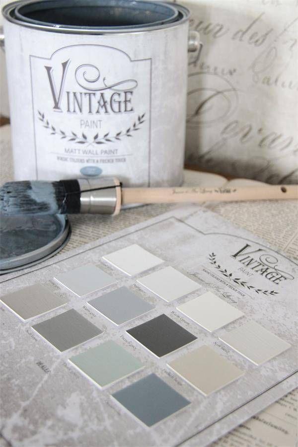 22 besten Vintage Paint Jeanne d\'Arc Living Bilder auf Pinterest ...