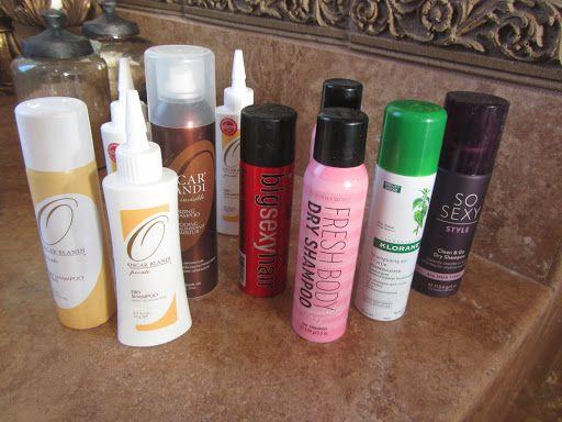 dry shampoo good or bad