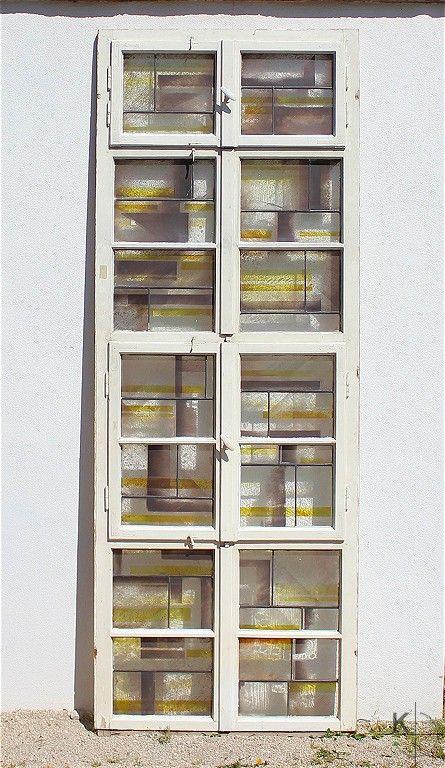 Historische Baustoffe Fenster / Alte Fenster  - Kreislauf - Historische Baustoffe