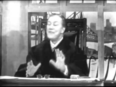 SID CAESAR: The Garbage Sketch (YOUR SHOW OF SHOWS - VERY rare sketch)
