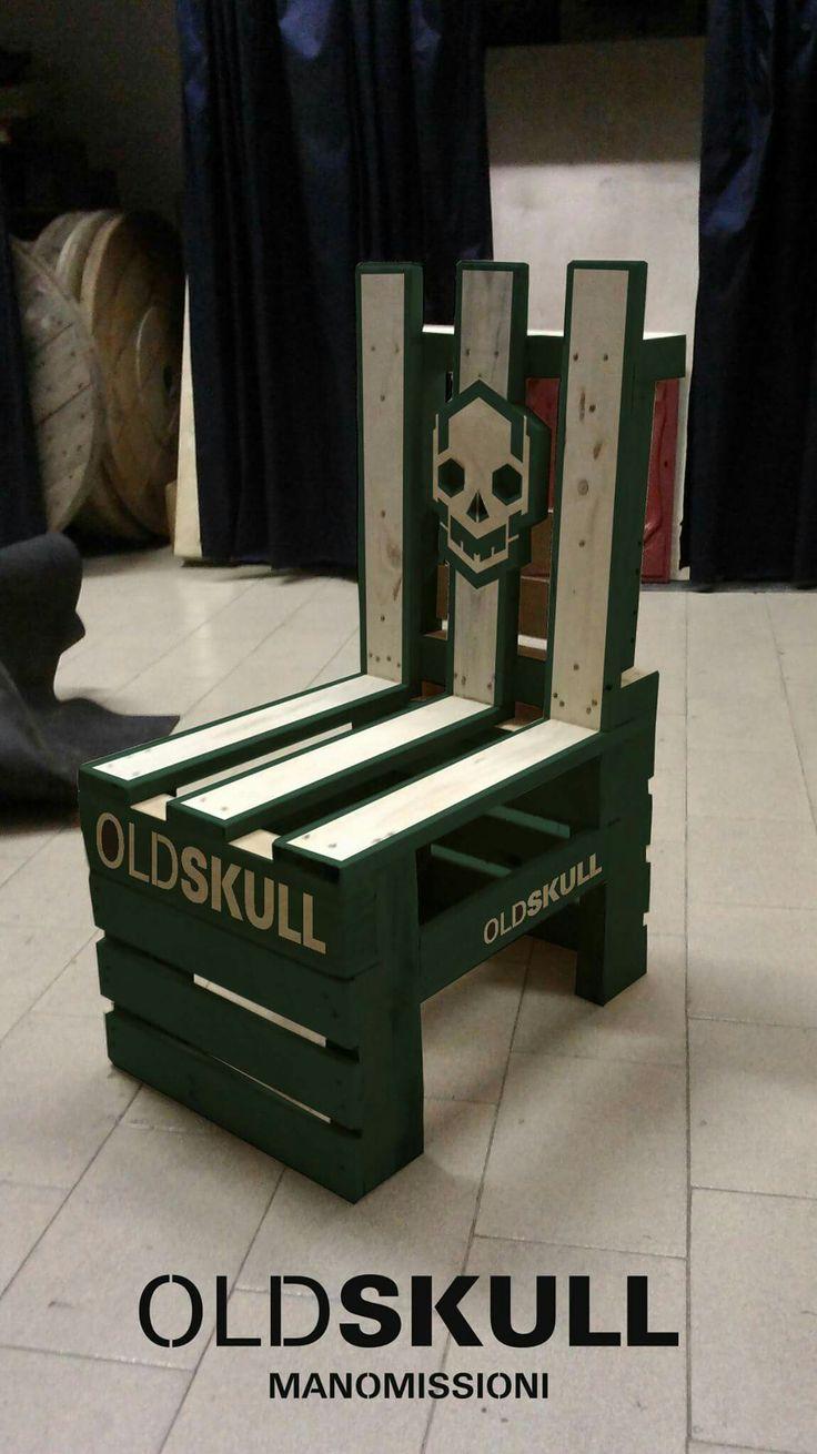 Chair - OS Black Versione