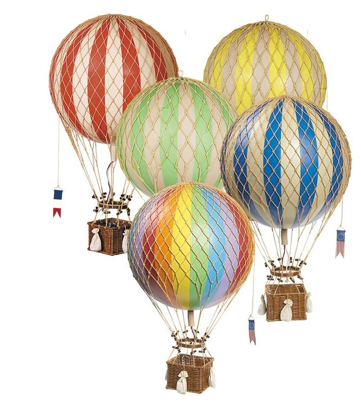 "getting these hot air balloons to hang in baby nuggets nursery! either ""the places you'll go"" theme or balloons and elephants theme :)"