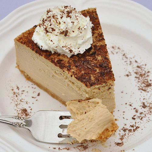 Tiramisu Cheesecake - A Delicious Italian American Combination - Food Lover's Odyssey