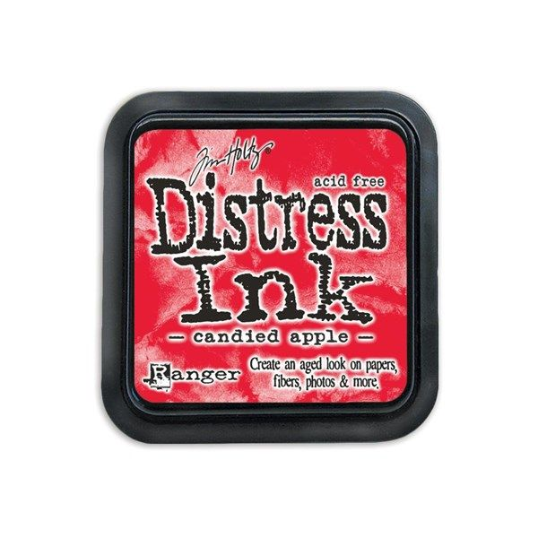 Distress Ink Pad - Candied Apple