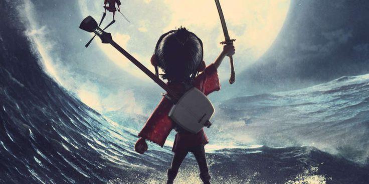 KUBO E LA SPADA MAGICA: il trailer!  Uscirà in Italia a novembre l'ultimo lavoro firmato Laika.  Gustatevi il trailer! #kubo #laika #film #cinema #MellowAnimazione