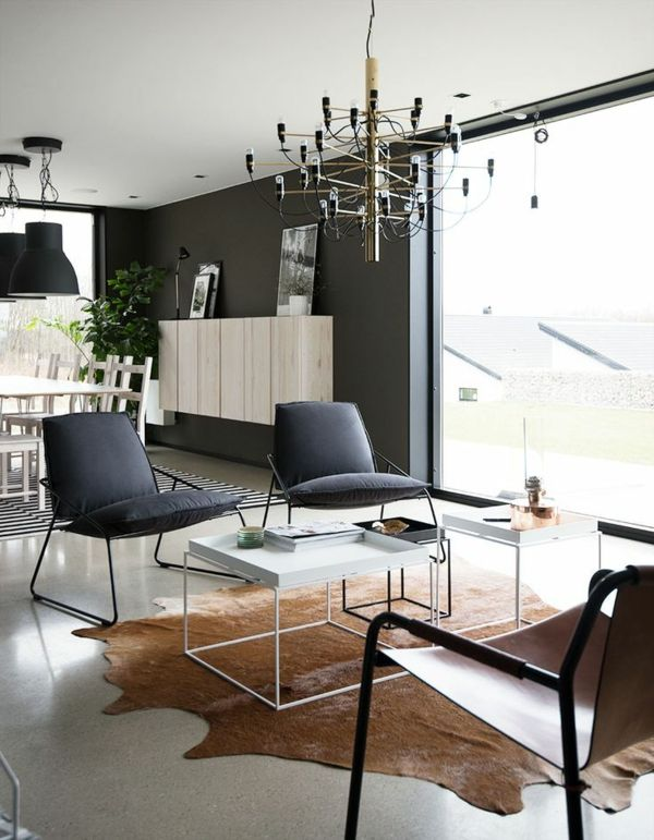 cele mai bune 25+ de idei despre ikea teppich rund pe pinterest ... - Ikea Wohnzimmer Braun
