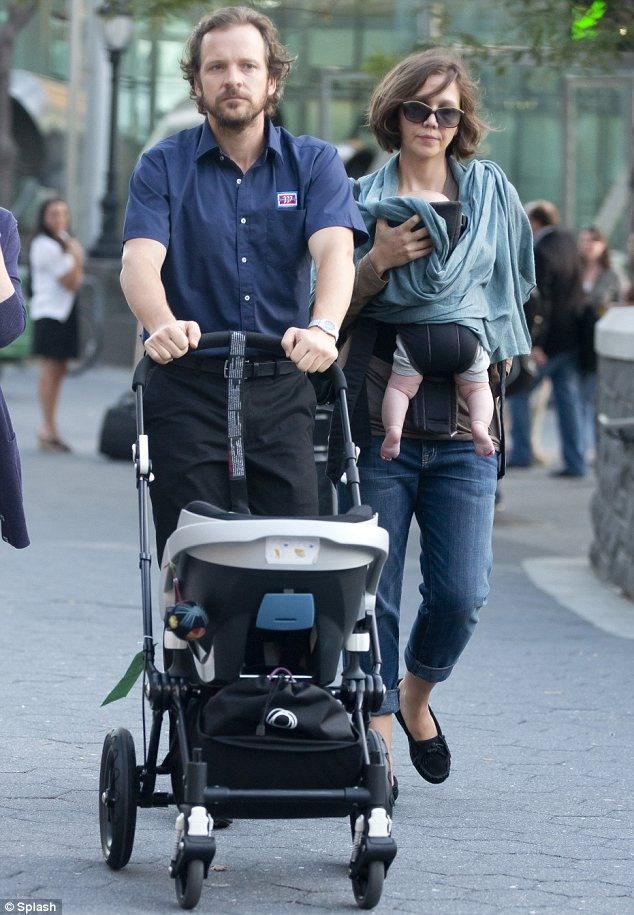 CYBEX users Maggie Gyllenhaal and Peter Saarsgard   www.cybex-online.com