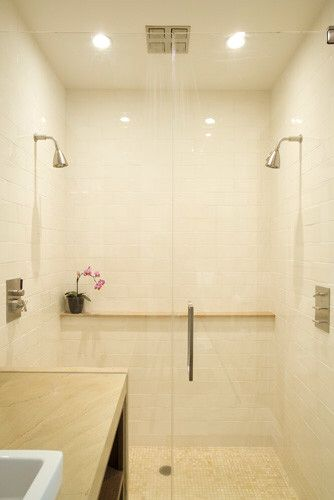 11 best images about H - Bathroom w 2 showers on Pinterest | Tile ...