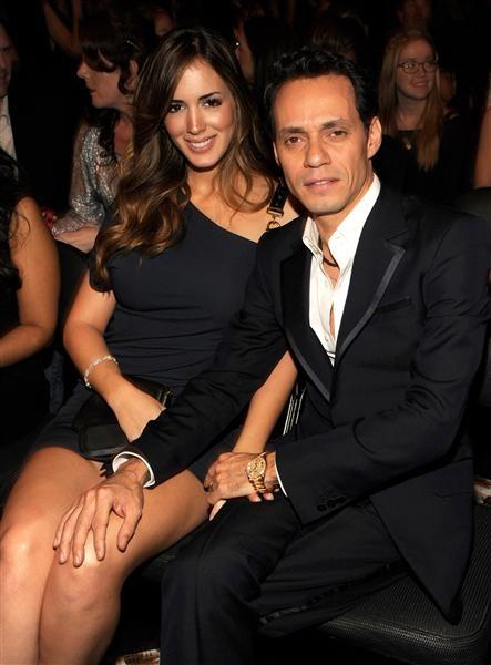 Shannon de Lima & Marc Anthony