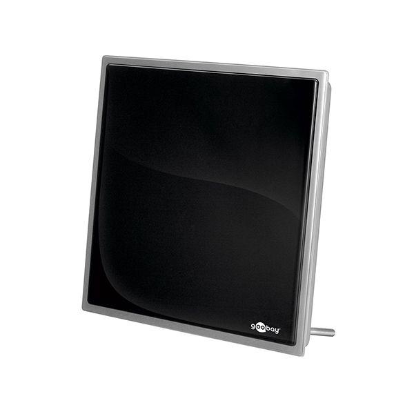 GO-67170  ANTENA INTERIOR AMPLIFICADA 30 +/- 3 dB DB FILTRO 4G Goobay