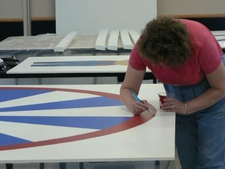 How To Paint Your Own Barn quilt: