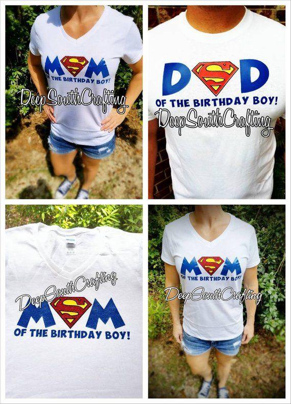 MomDad of the Birthday Boy