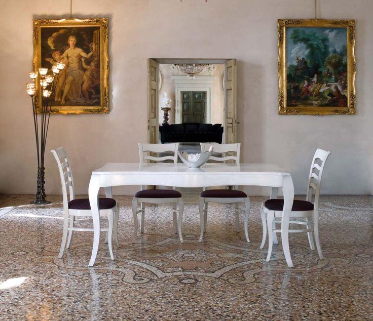 Acquista tavolo moderno sagomato