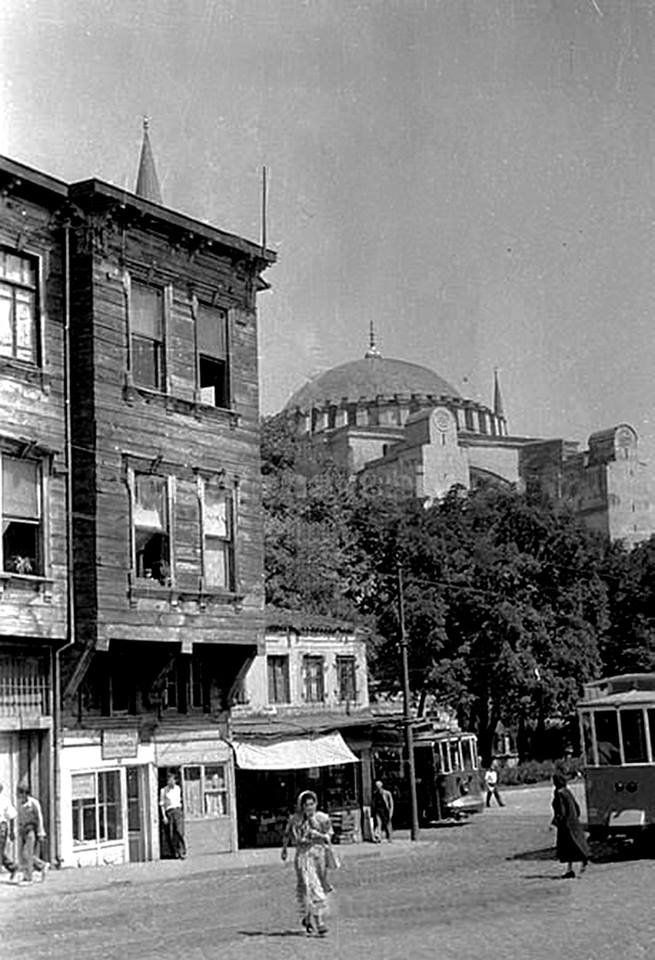 Sultanahmet (1954) İstanbul