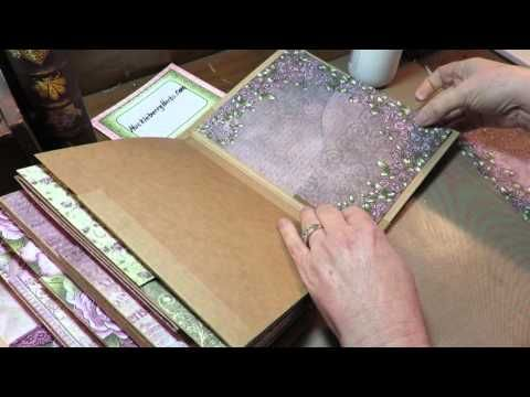 Tutorial Heartfelt Creations Album & Inserts Pt7 - YouTube