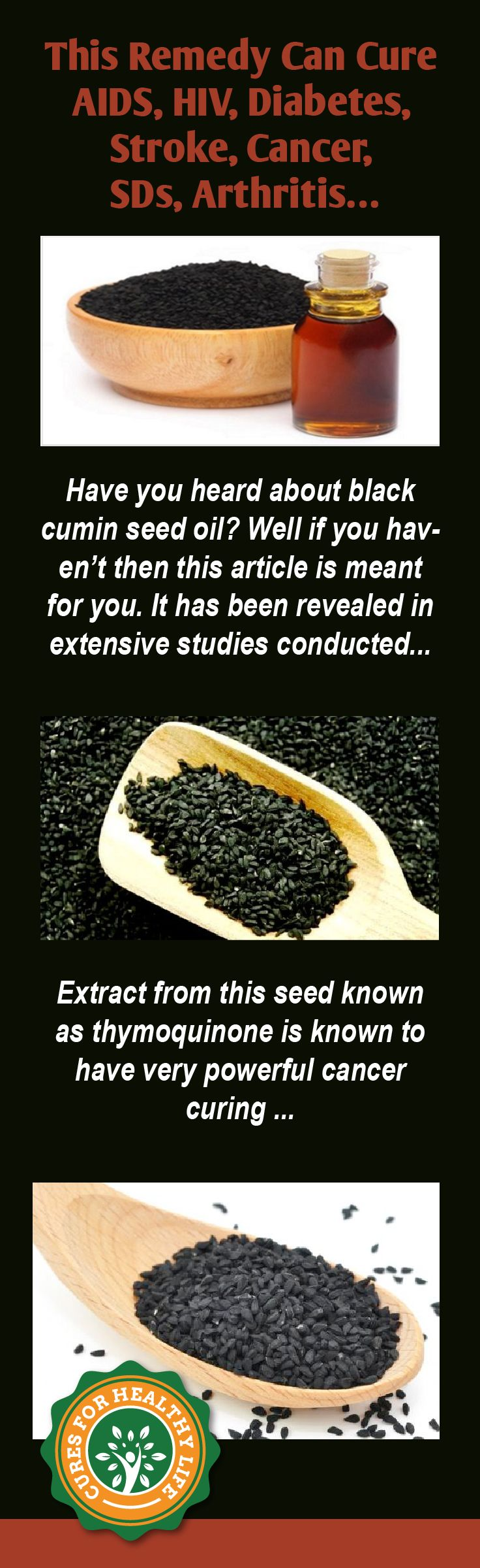 Have you heard about black cumin seed oil? Well if you haven't then this article is meant for you. It has been revealed in extensive studies conducted that nigella sativa or black cumin seed oil is effective in curbing the growth of cancer cells.