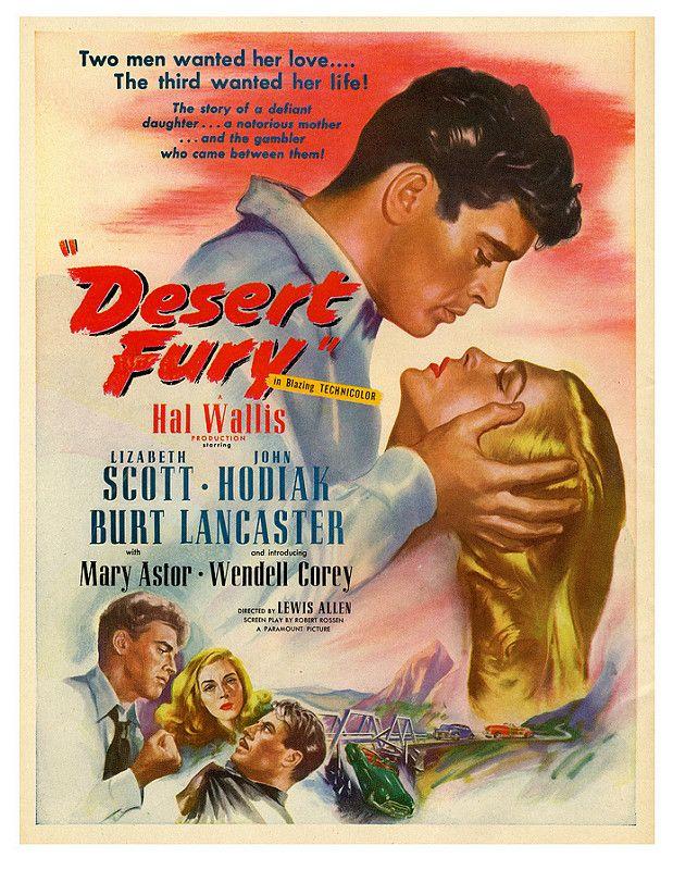 In Blazing Technicolor Film Posters Vintage Classic Movie Posters Film Noir