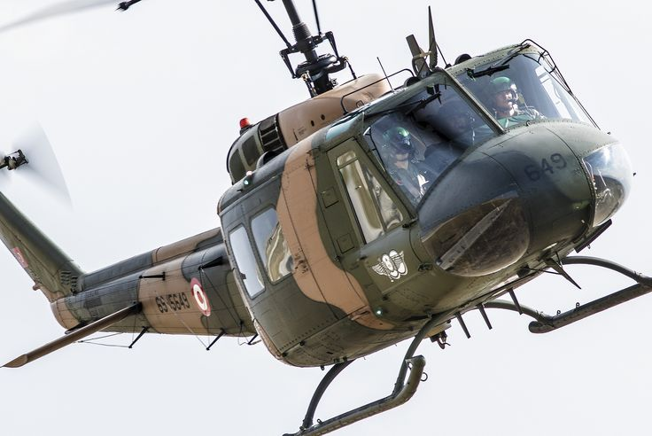 Bell UH-1H, Turkish Air Force